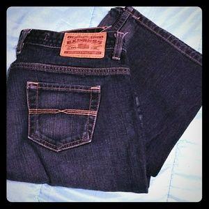 Precision Fit Express Boot Cut Jean